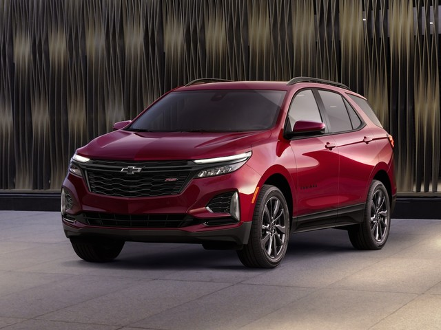 2021 Chevy Equinox gets a facelift