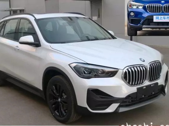 BMW X1 LCI Facelift caught un-camouflaged in new photos