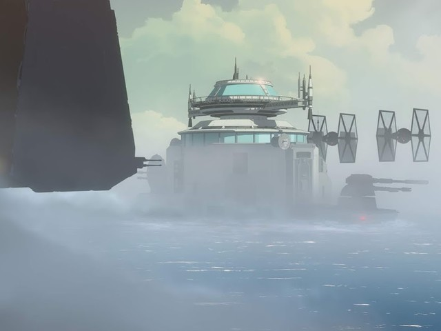 New Video and Images Released for the next episode of Star Wars Resistance on SUNDAY, MARCH 10 at 10pm ET/PT on Disney Channel!