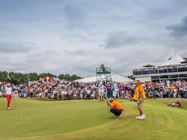 Golfbaan The Dutch is een beest, en soms zelfs een monster