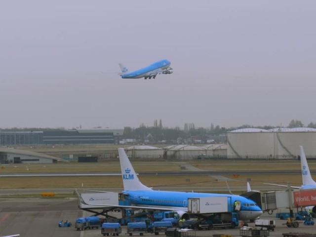 KLM blijft vliegen op Sint Maarten