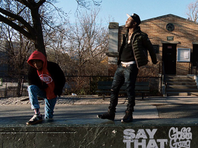 """Gloss Gang Returns with Harry Fraud-laced """"Say That"""""""