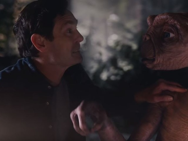 MUST WATCH: E.T. Returns Thanks To Xfinity