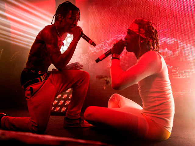 """Travis Scott Joins Young Thug On """"Me Or Us"""" Remix"""