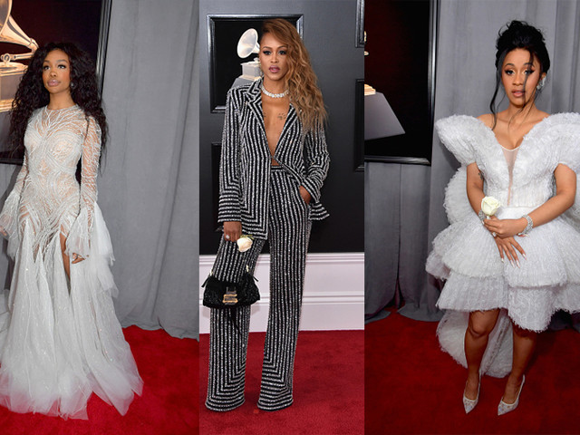 Who Looked More Bangin' At The 60th Annual Grammy Awards?