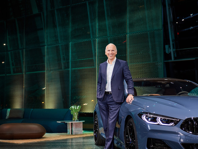 Shanghai: Interview with Pieter Nota, Board of Management of BMW AG, Customer, Brands, Sales