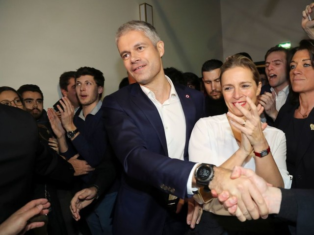 Deze man wil rechts Frankrijk zijn stem teruggeven