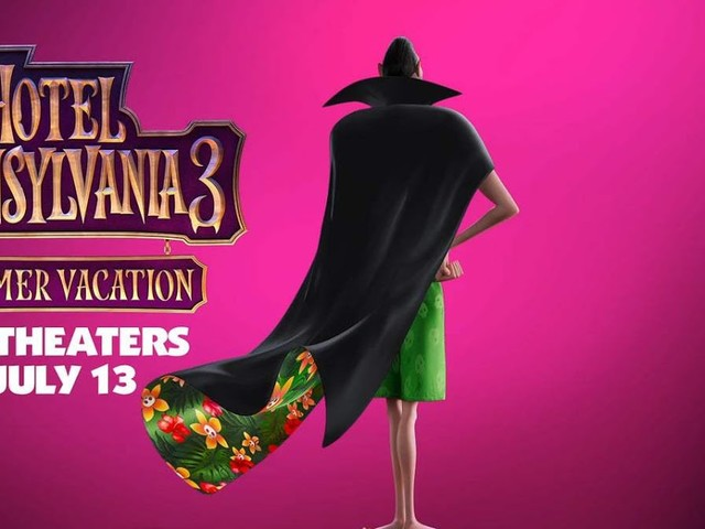 """Movie Review: """"Hotel Trasylvania is a Cute But Forgettable Kiddie Movie"""