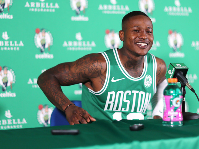 Boston Celtics Point Guard Terry Rozier Shows Off All Of His Tattoos With GQ [Video]