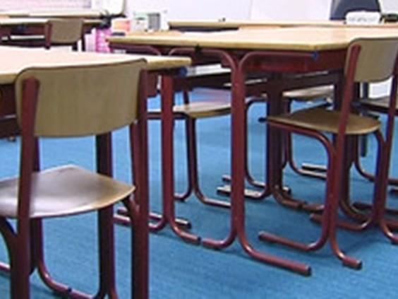 Waar blijven de meeste kinderen zonder toestemming weg van school?