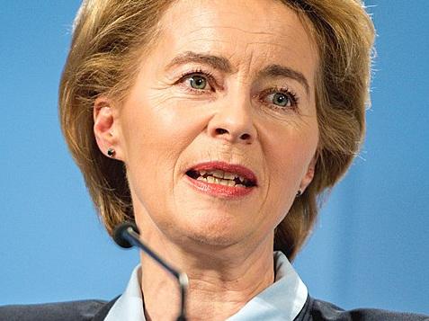 Europees Parlement stemt dinsdag over Von der Leyen