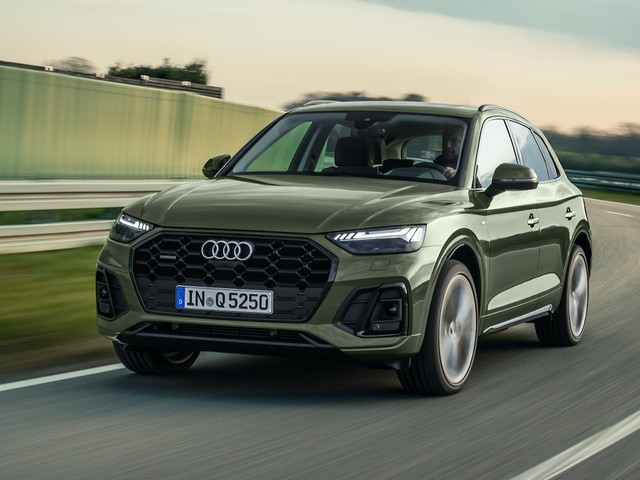 2021 Audi Q5 gets a facelift