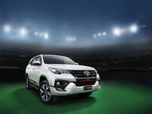 Toyota Fortuner TRD Sportivo Launched, Priced At Rs. 31.01 Lakhs