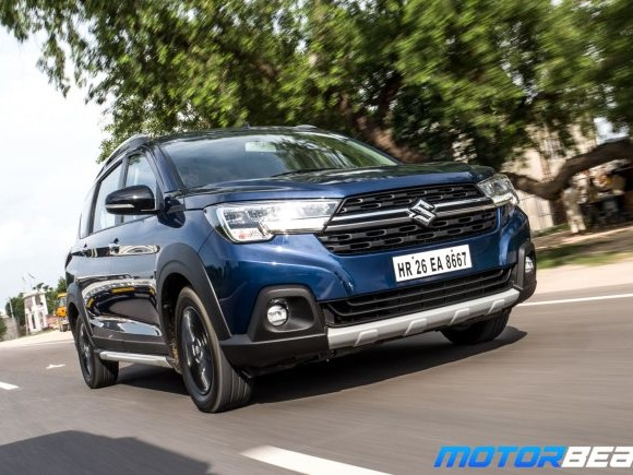 Maruti XL6 Test Drive Review – Premium Ertiga