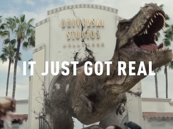 Jurassic World: The Ride Details Revealed And TV Spot Released.