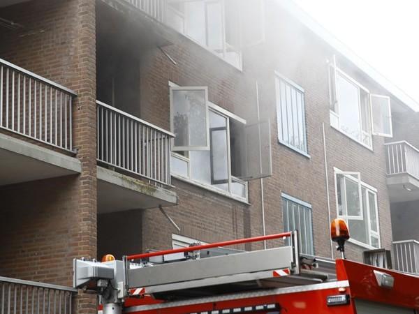 Twee keer brand in leegstaande flat in Zwolle in paar uur tijd