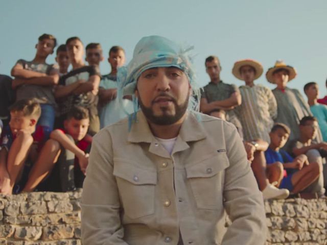 "French Montana ""Famous"" Video"