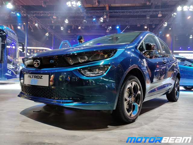 Tata Altroz EV To Come In 2 Variants, Long-Range Model Could Do Over 400 Km