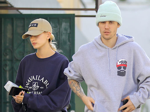 Is Hailey Baldwin Sending A Message To Selena Gomez? Hubby Justin Bieber Is UNAVAILABLE!