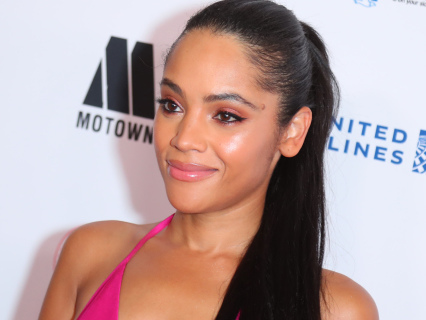 Forever Ageless: Slimmy Slayette Bianca Lawson Turned FOR-TEE Today & Looks Prettier Than Ever