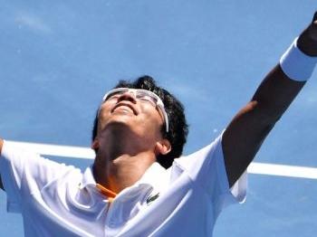 Chung (21) zorgt voor primeur op Australian Open