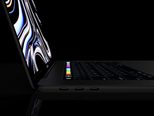 Concept: De onaangekondigde 16 inch-MacBook Pro in beeld