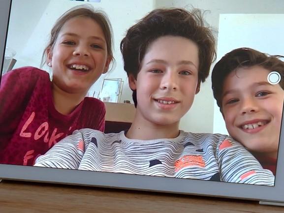 Theo en Carla zien kleinkinderen in België al twee maanden niet: 'Je mist het contact'