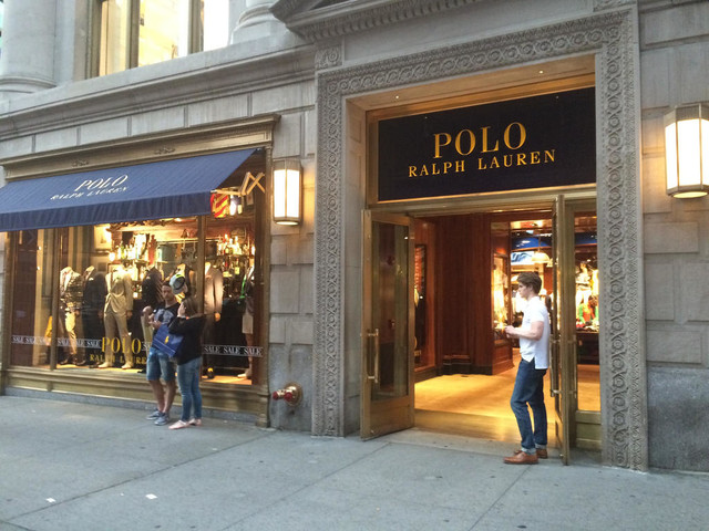 Ralph Lauren CEO Making A Quick Exit After Butting Heads With The Real Ralph Lauren