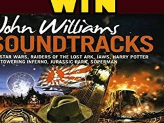 COMPETITION: WIN A 2 DISC JOHN WILLIAMS COMPILATION