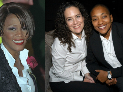 Whitney Houston's Rumored Lady Lover Robyn Crawford Teases Tell-All Book About Their Relationship