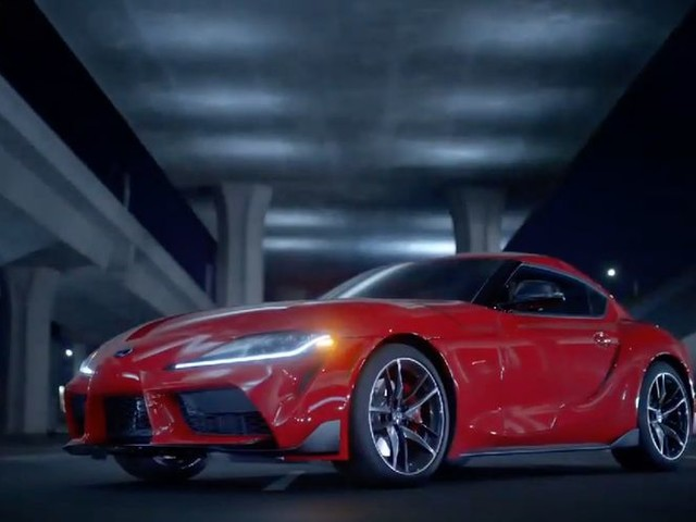 LEAKED: Toyota Supra leaks ahead of Detroit reveal
