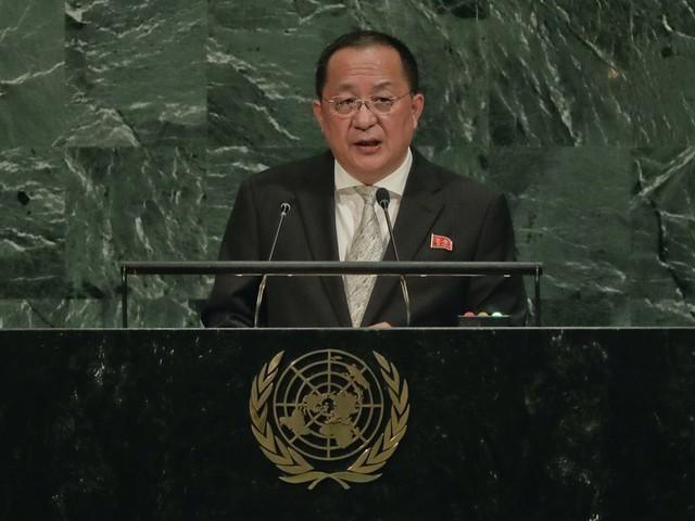 Noord-Korea: Trump laat ons geen andere keus dan raketten te ontwikkelen