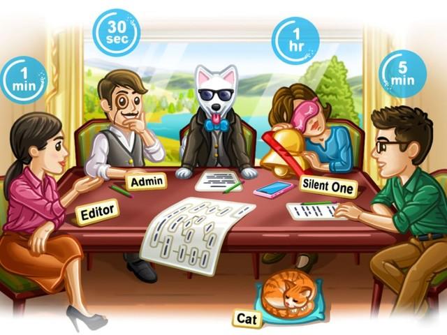 Telegram introduceert stille berichten en stille modus voor groepsgesprekken
