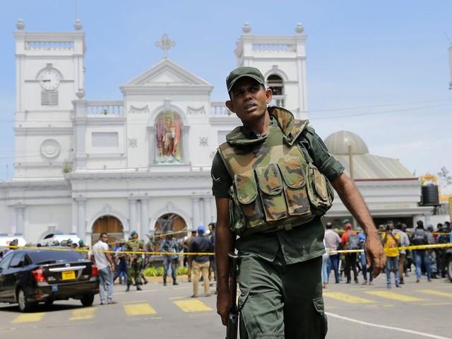 Kreeg het onbekende National Thowheed Jamath hulp bij het plegen van de aanslagen?