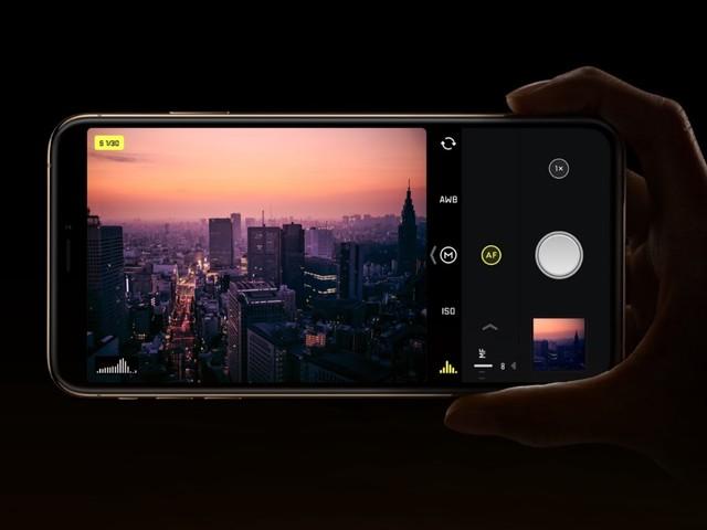 'Zo open je straks de camera van je iPhone zonder aanraking'