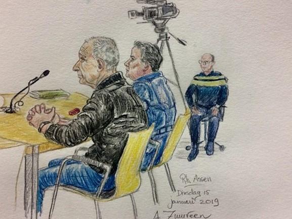 OM eist vier en drie jaar gevangenisstraf tegen hotelpiraten Jan en Jolanda