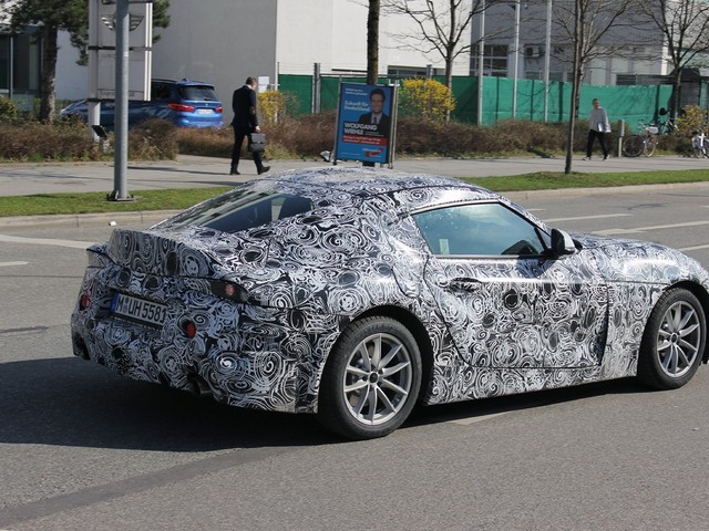 SPIED: Toyota Supra, BMW Z4 and 3 Series caught hanging out in Italy