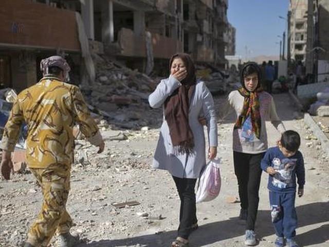 Inwoners rampgebied Iran: 'Waar is de hulp?'
