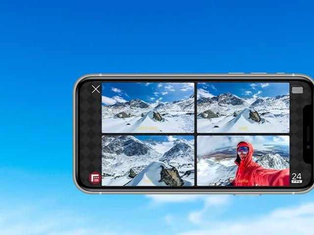 FiLMiC Doubletake: meerdere camera's tegelijk je iPhone 11 (Pro)