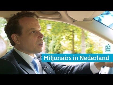 8 op de 10 werkende miljonairs zijn zelfstandige
