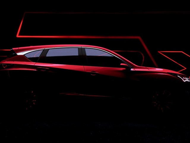 2019 Acura RDX Prototype teased ahead of its Detroit debut