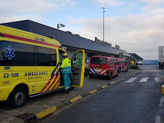 'Verdacht pakketje op luchthaven', mogelijk explosieven gevonden in Eindhoven