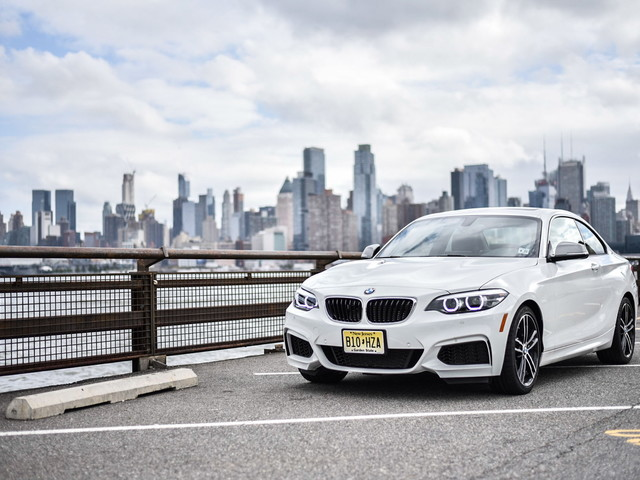 TEST DRIVE: 2018 BMW M240i Coupe