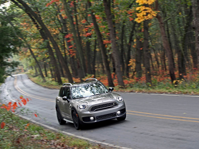 2018 Mini Cooper S E Countryman All4 Plug-In Hybrid – Instrumented Test