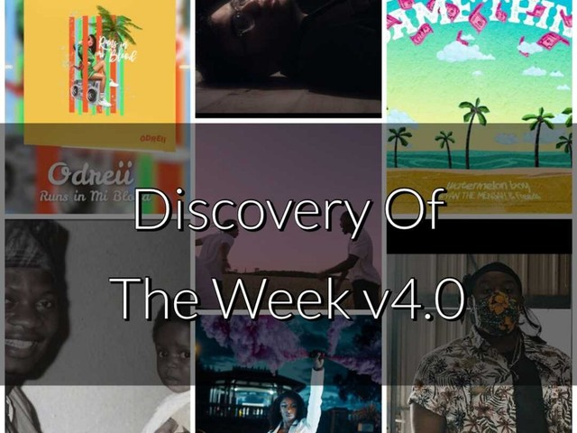 Discovery Of The Week v4.0