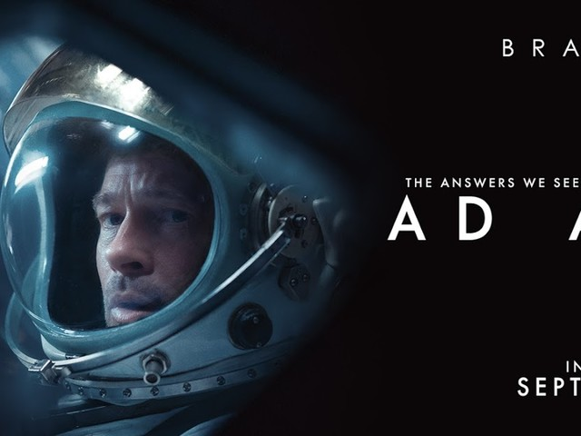 """Movie Review: The Stars Shine, But """"Ad Astra"""", Doesn't Take Us Anywhere New"""