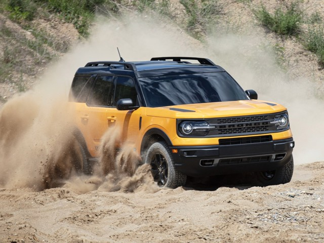 2021 Ford Bronco Sport arrives with 0% financing
