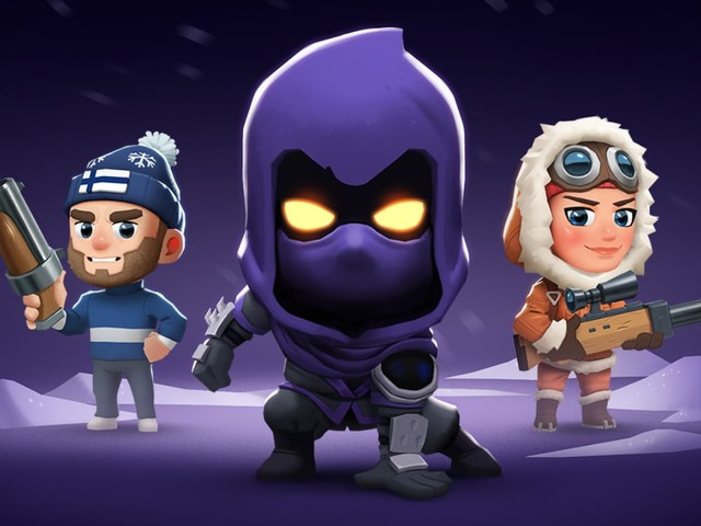 Battelands Royale is de zoveelste battle royale-game, maar met leuke twist