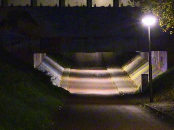 Weer poging tot beroving bij fietstunnel onder A35 in Enschede