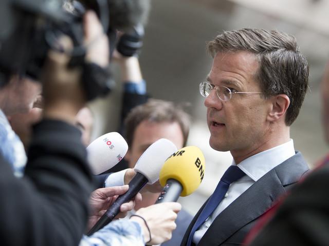 May sprak met Rutte en Merkel over brexit